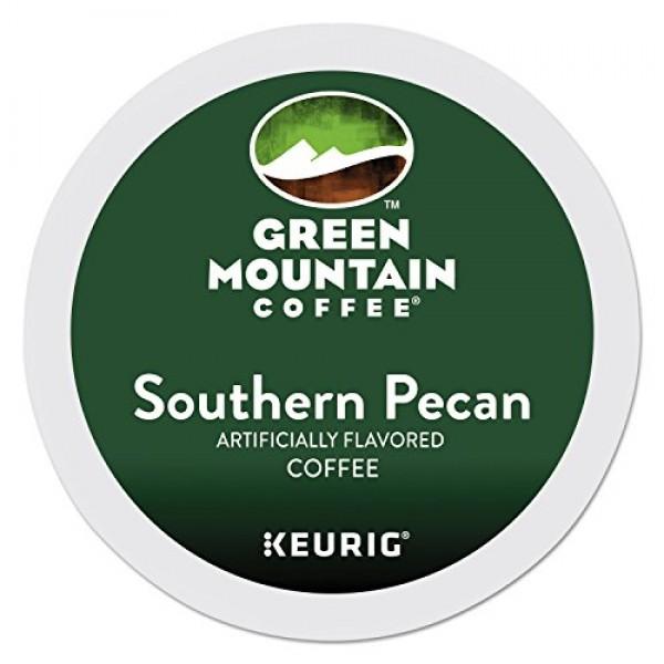 Green Mountain Coffee Roasters 6772 Southern Pecan Coffee K-Cups...