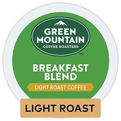 Green Mountain Coffee Roasters Breakfast Blend, Single-Serve Keu...