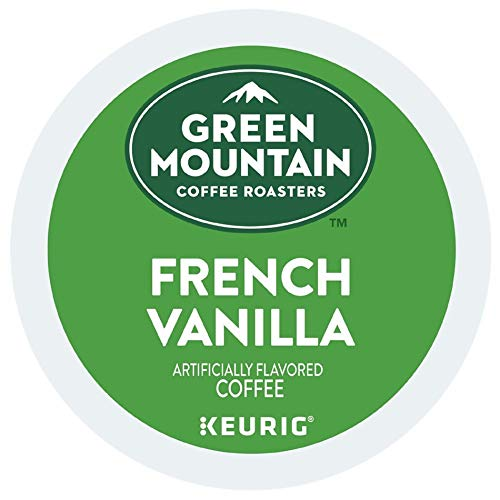 Green Mountain Coffee Roasters Keurig K-Cups ,French Vanilla 24...
