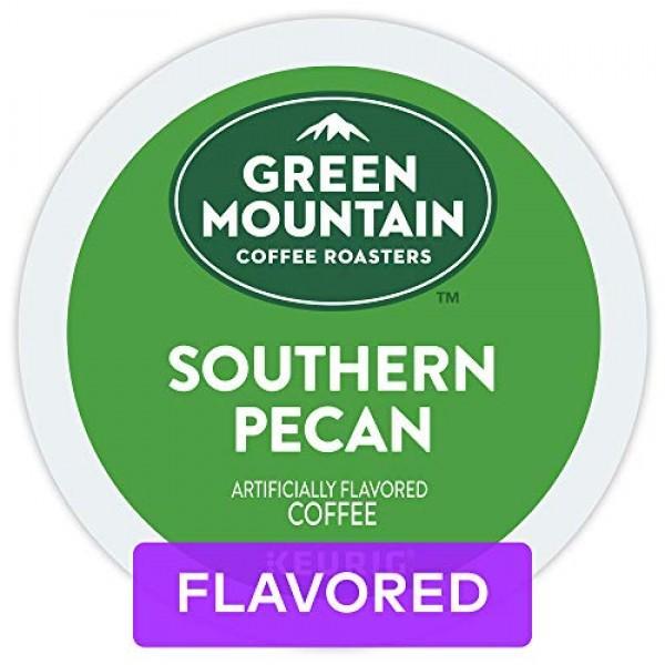 Green Mountain Coffee Southern Pecan Keurig Single-Serve K Cup P...