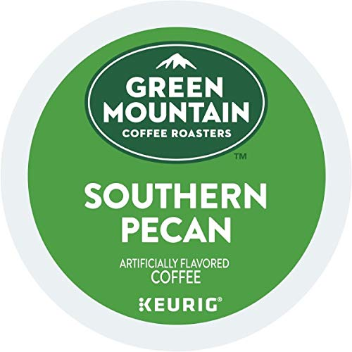 Green Mountain Coffee Southern Pecan, K-Cup Portion Pack for Keu...