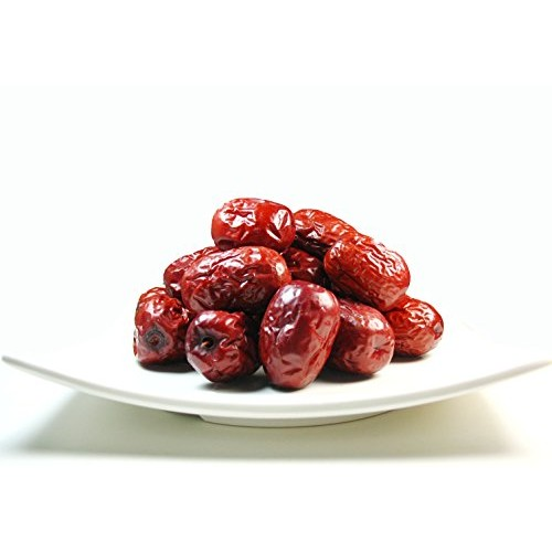 Greenhilltea health fruit Xinjiang Red Dates natural Jujube drie...