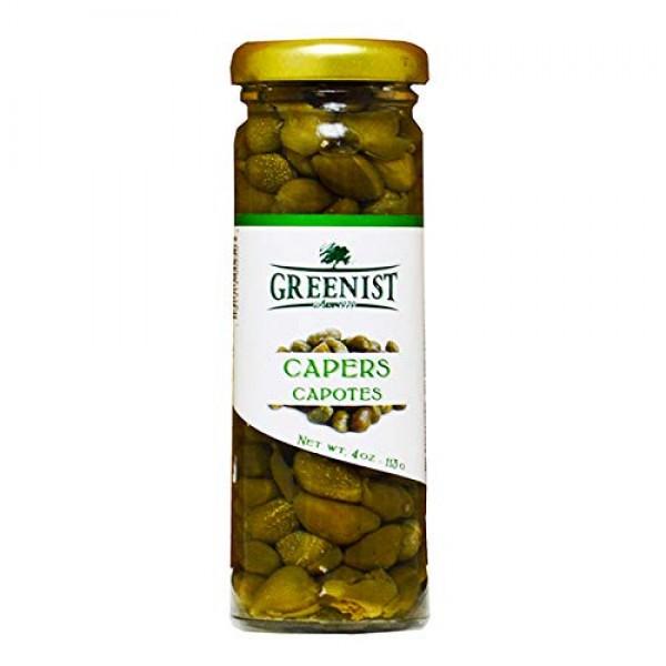 Greenist Capers 4 Oz. Jars