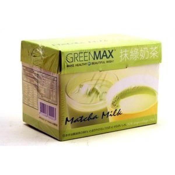 greenmax matcha milk instant green milk tea - 7oz