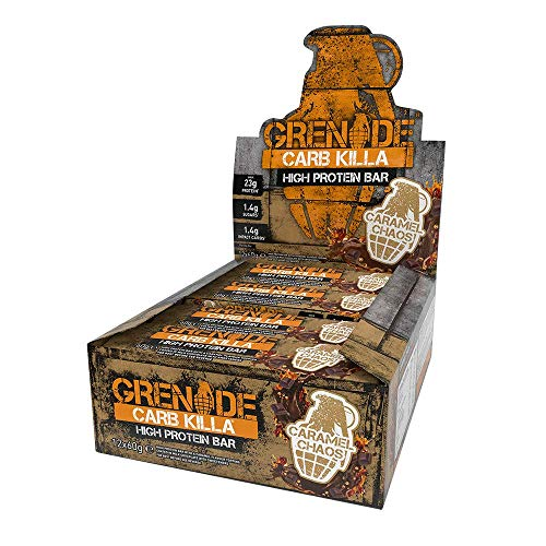 Grenade Carb Killa Protein Bar, Great Tasting High Protein and L...