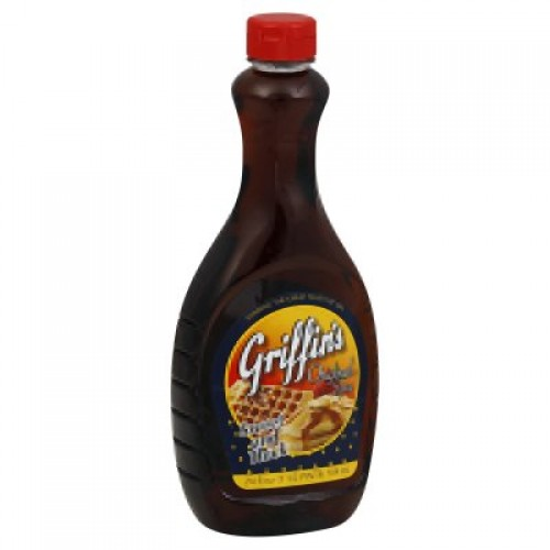 Griffins Syrup 24oz Bottle Pack of 3 Choose Flavor Below Ori...