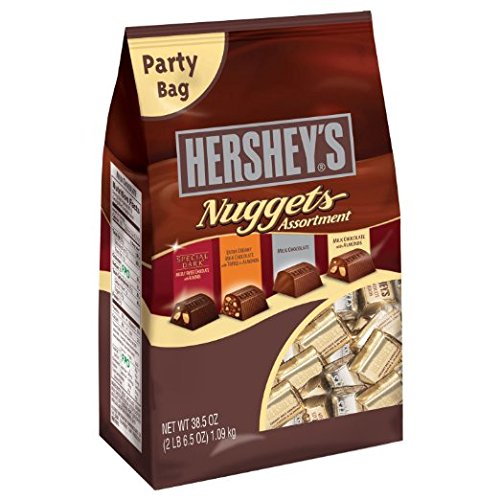 Hersheys Nuggets Chocolate-Assortment New Super Size Package- 4...