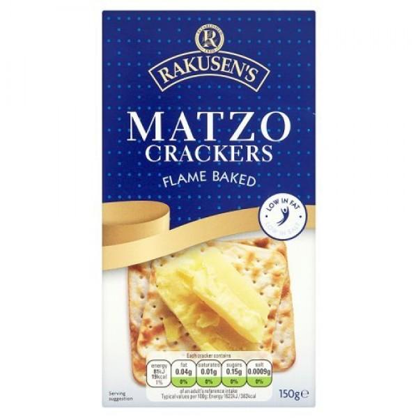 Matzo Crackers - 150g