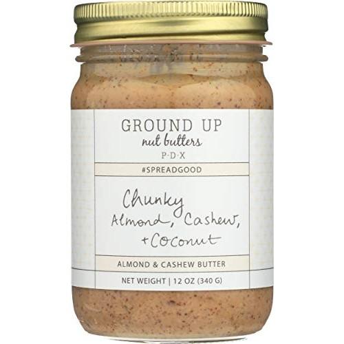 Ground Up Gluten Free, Peanut Free, Dairy Free, Handmade Almond ...