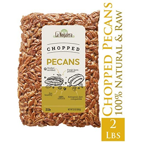 La Nogalera - 100% Natural and Fresh Crop of Chopped Pecans in 2...