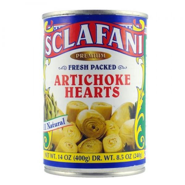 Artichoke Hearts Fresh Pack Can 8.5 Oz Nt Wt Ea.