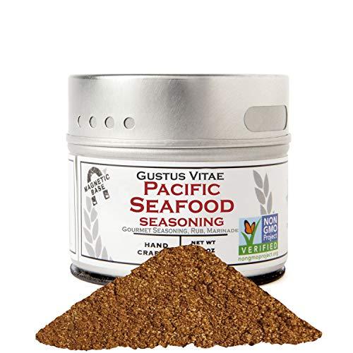 Pacific Seafood Seasoning - Authentic Artisanal Gourmet Spice Mi...