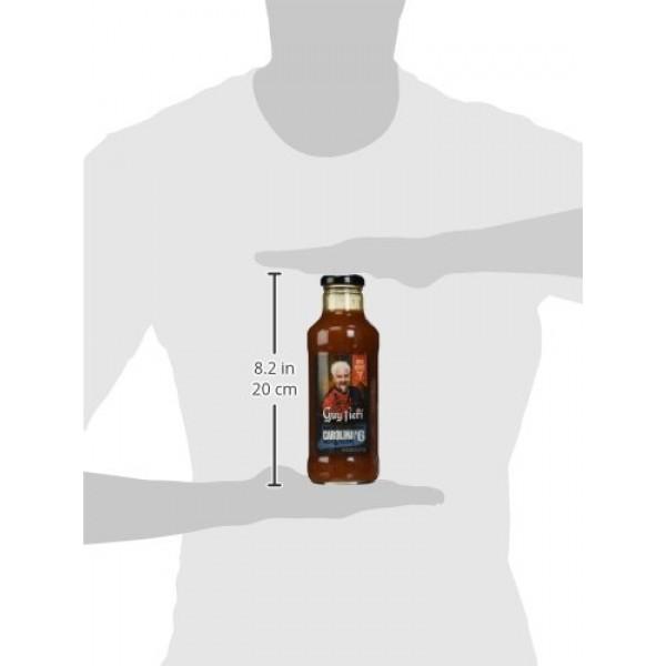 Guy Fieri Carolina #6 BBQ Sauce 18 oz