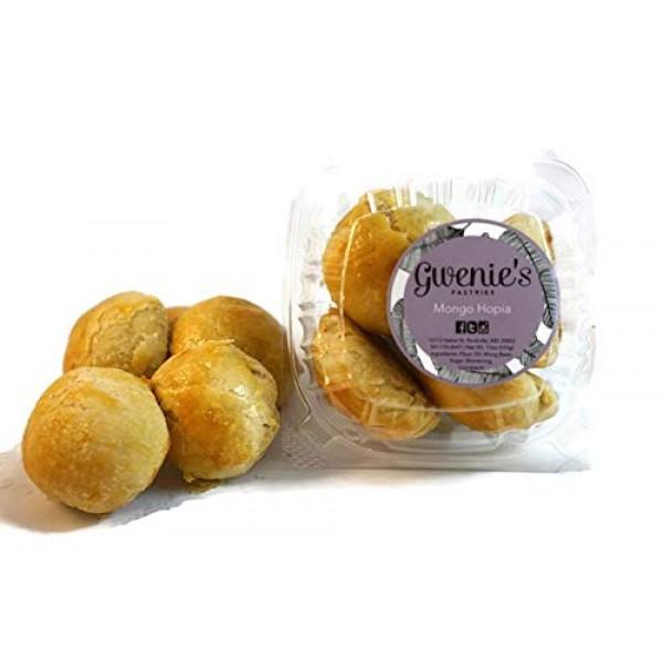 Gwenies Pastries, Mongo Hopia 1 Pack/5 pieces per pack Consum...