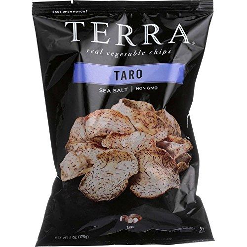 Terra Original Taro Chips, 6 Ounce -- 12 per case.