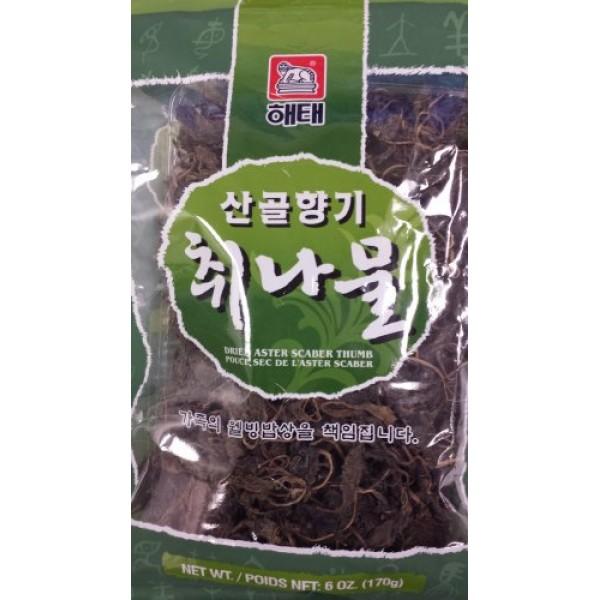 Haitai Korean Style Dried Herbs X 2 Dried Sweet Potato Stems