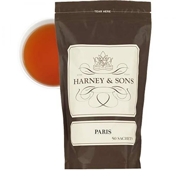 Harney & Sons Paris Tea, 50ct sachets