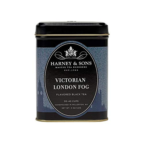 Harney and Sons Victorian, London Fog, 4 Ounce