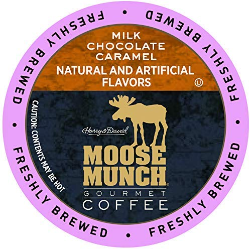 Moose Munch Coffee in Single Serve Cups for use with all Keurig ...