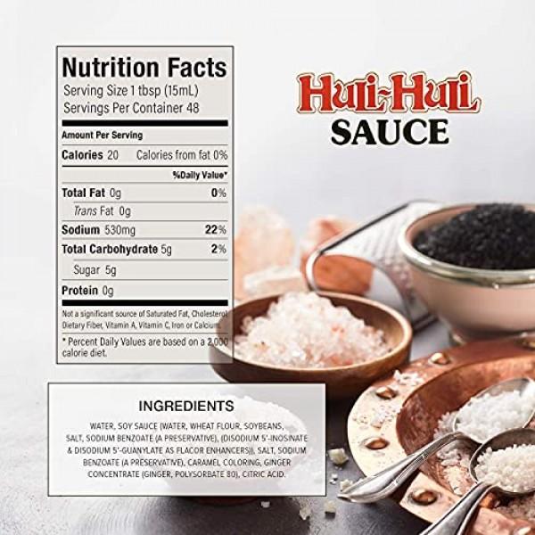 World Market Hawaiis Famous Huli-Huli Sauce - Hawaiian BBQ Sauc...