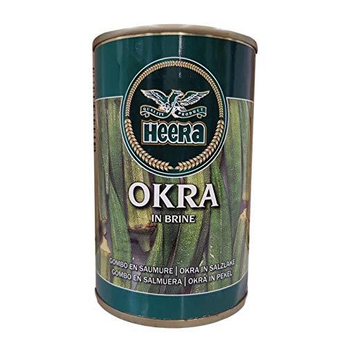 Heera Okra in brine - 400g - pack of 3