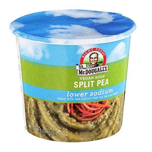 Dr Mcdougalls Soup Litesdm Split Pea