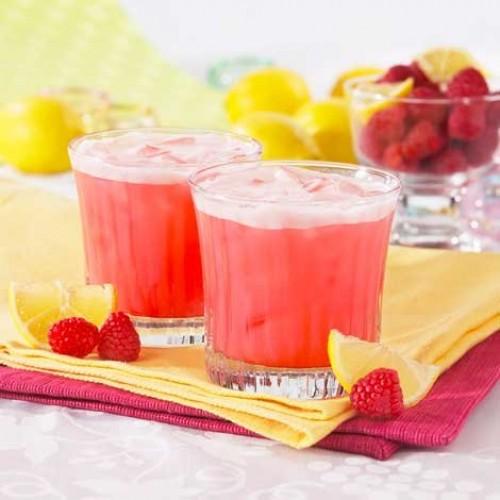 HealthWise Lemon Razzy Fruit Drink, 7 packets of 0.694 oz., net...