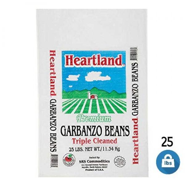 Heartland Great America Garbanzo Beans, Premium Quality, Made in...