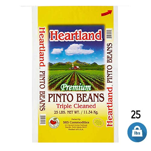Heartland Great America Pinto Beans, Premium Quality, Made in US...