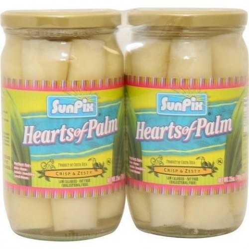 Hearts Of Palm 25oz Each 2 pack