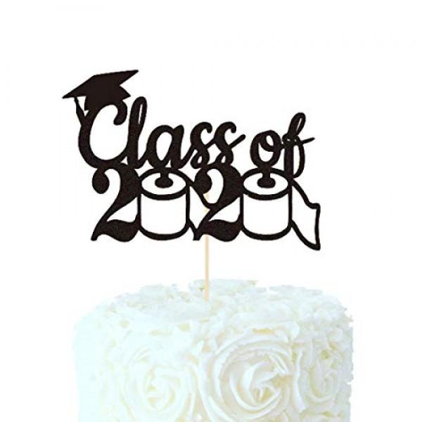 Class of 2020 Cake Topper Quarantine Gongrats Grad Congrats 2020...