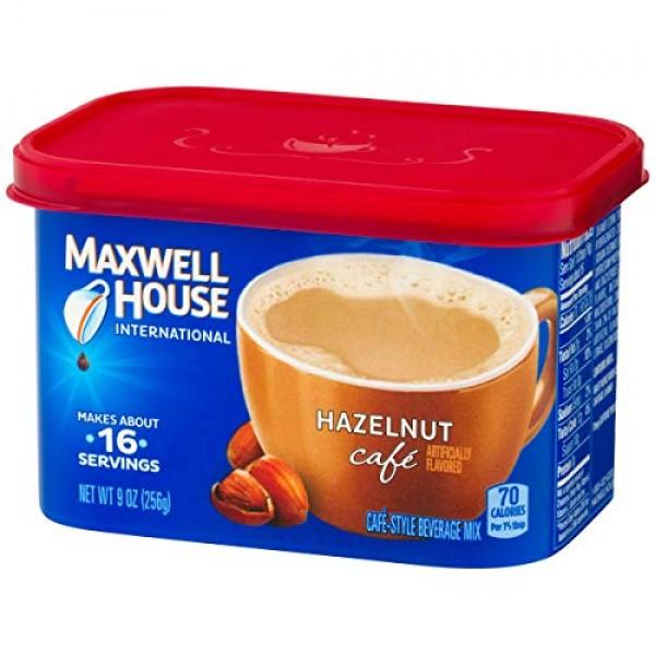 Bundle Maxwell House International Autumn Harvest Flavors   Inst...