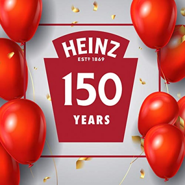Heinz Hot & Spicy Ketchup 14 oz Bottle