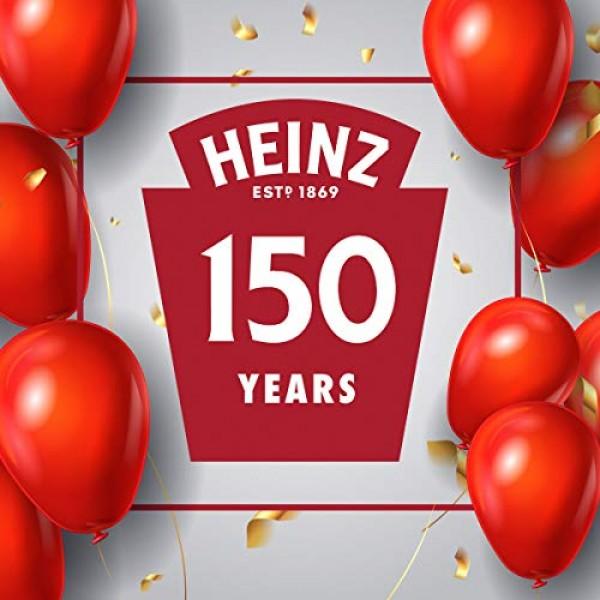 Heinz Ketchup 14 oz Bottles, Pack of 16