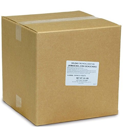 Helens Tropical-Exotics Jerk Seasoning - 50 Pound Box – Ultimat...