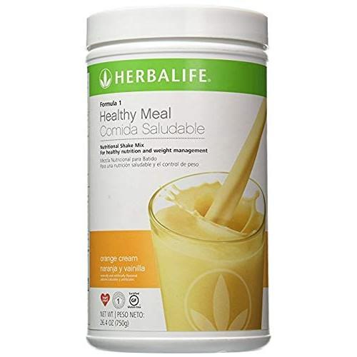 Herbalife Formula 1 Orange Cream