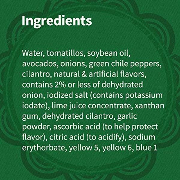 Herdez Guacamole Salsa MILD - 15.7 Ounces Pack of 2
