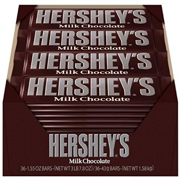 Hersheys 36ct. Plus 1 Bonus Bar 37 Bars Total