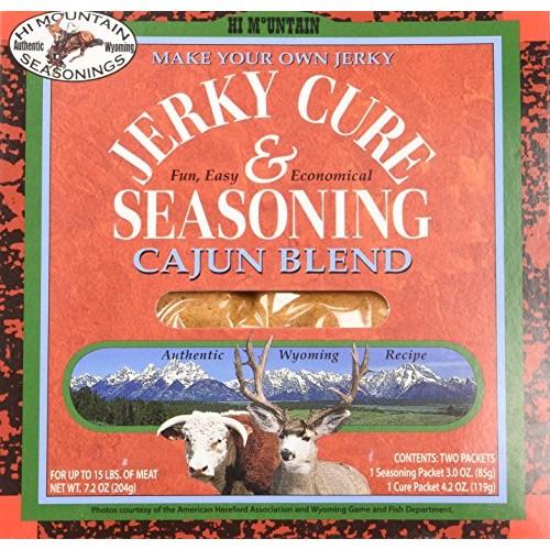 Hi Mountain Cajun Blend Jerky Kit