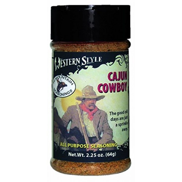 Hi Mountain Seasoning Cajun Cowboy