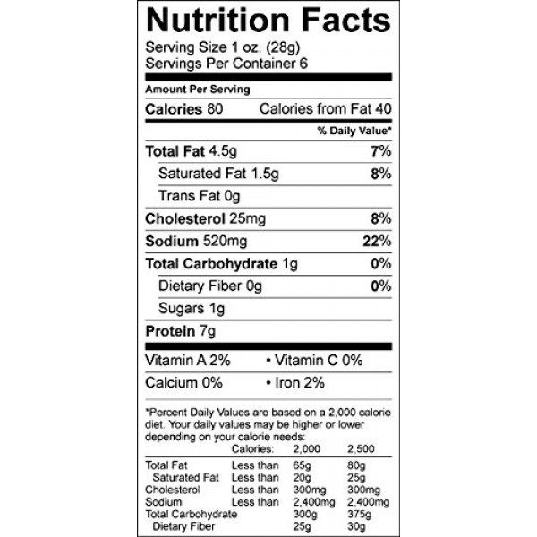 Hickory Nut Gap Meats Pasture Raised Salami Chub, 6 ounce Hot So...