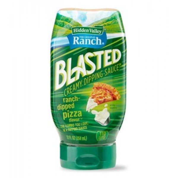 Hidden Valley Ranch Blasted Creamy Dipping Sauce, Ranch-Dipped-P...