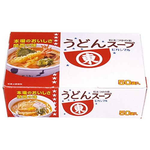 Higashimaru Udon soup 50 bags