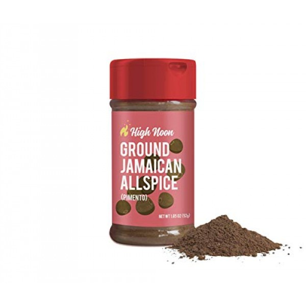 Ground Jamaican Allspice
