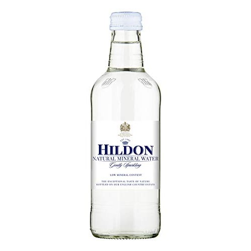 Hildon - Gently Sparkling Natural Mineral Water, 11.1 fl oz 12 ...