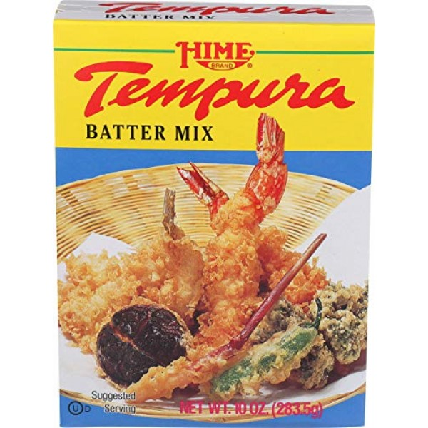 Hime Mix Butter Tempura, 10 oz