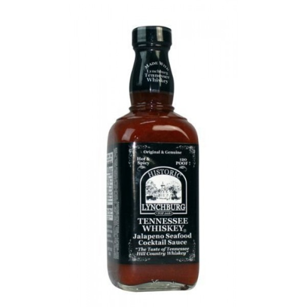 Historic Lynchburg Tennessee Whiskey Jalapeno Seafood Cocktail S...