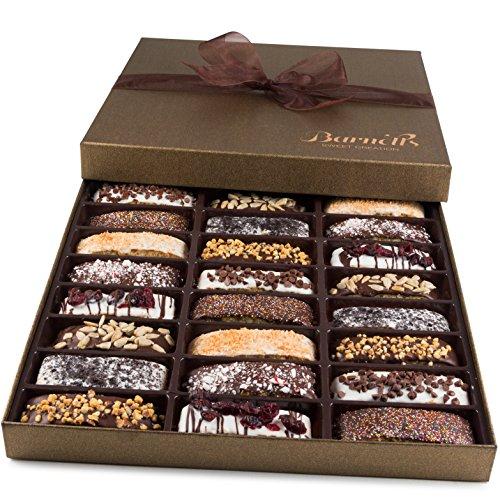 Barnetts Biscotti Cookies Gift Basket / Christmas Gourmet Holida...