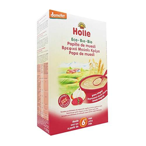 Holle Bio Porridge Muesli 6m + 250g