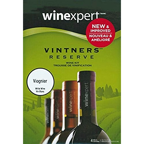 Home Brew Ohio Vintners Reserve Viognier Wine Ingredient Kit
